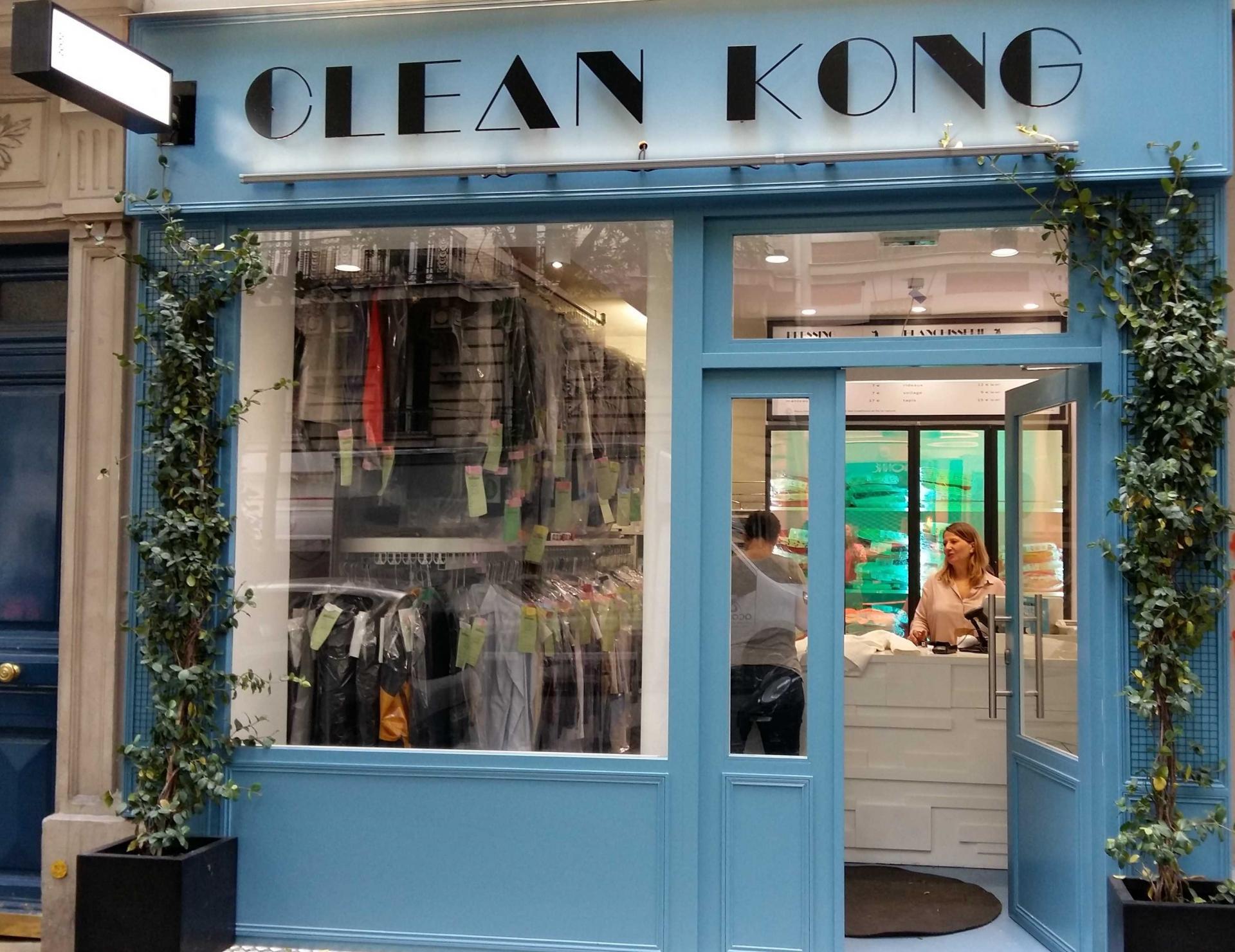 Clean kong 2