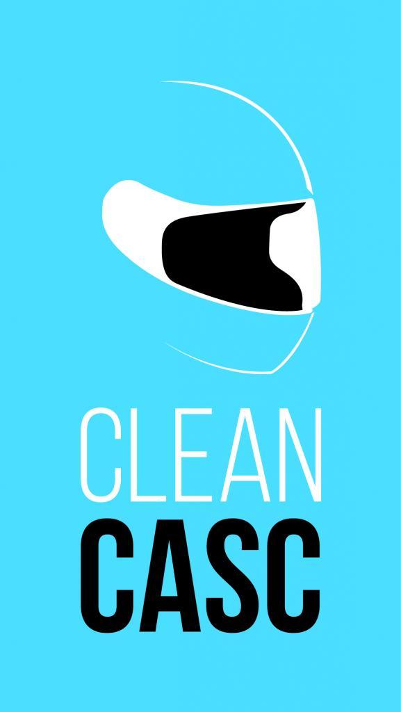 Cleancasc : machine nettoyante pour casque moto